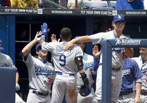 Dodgers Braves Baseba Heal WEB