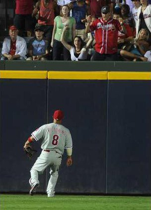 Phillies Braves Baseb Heal
