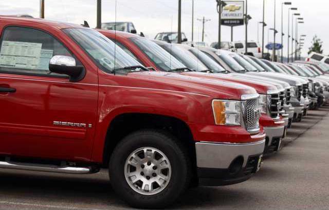 Auto Sales General 6453308