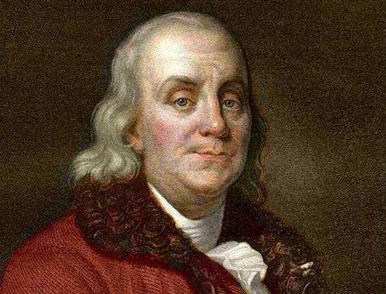 Benjamin Franklin for web