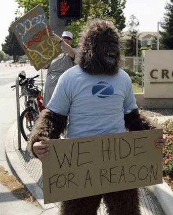 Bigfoot Claim Heal