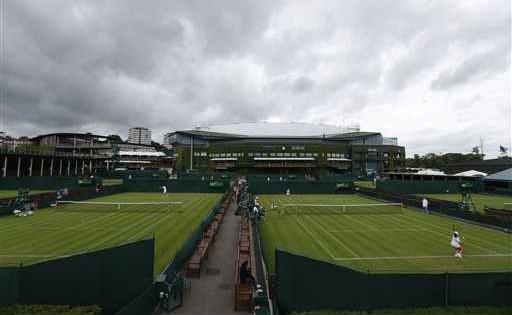 Britain Tennis Wimble Heal WEB