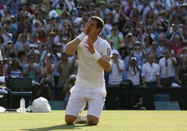 Britain Wimbledon Ten Werm