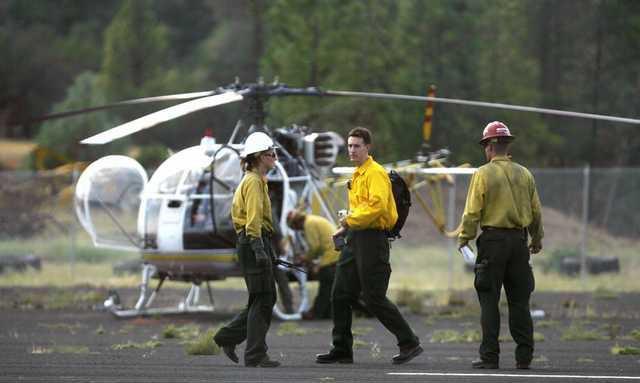 California wildfire 4768496