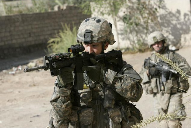 Arming For war WX12 6501866