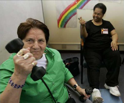 Boomers Elder Day Car Heal