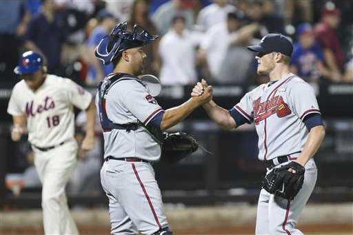 Braves Mets Baseball Heal WEB