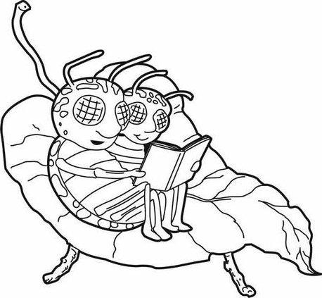 Bugs on LeafBW