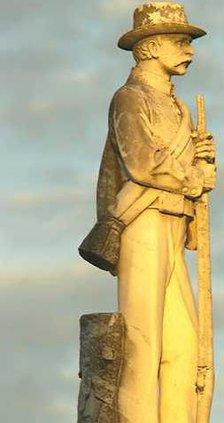Confederate Memorial Web