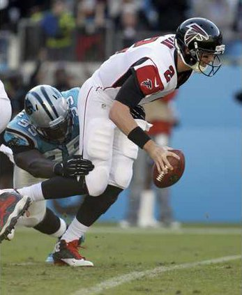 Falcons Panthers Foot Werm