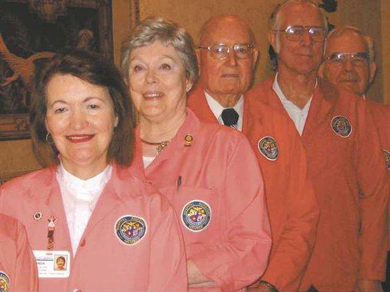 Hospital volunteers Web