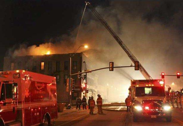 Hotel Fire ILCHT101 5401805