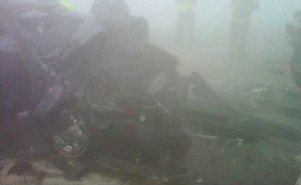 I-16 Wreck 3