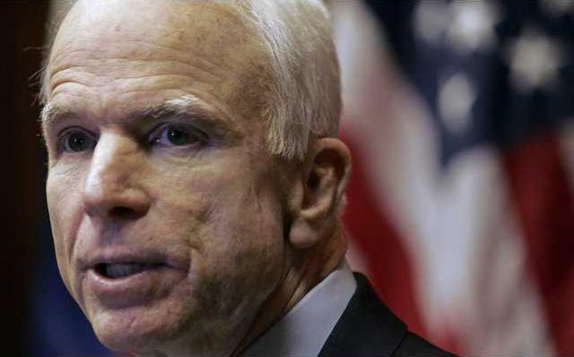 McCain the Conservati Heal