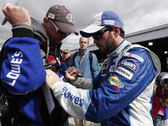 NASCAR Martinsville A Heal