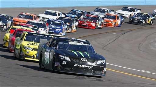 NASCAR Phoenix Nation Heal