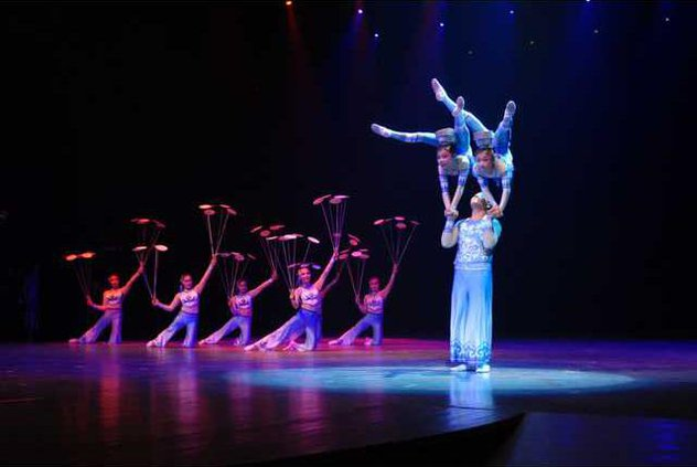 National Acrobats of China 71