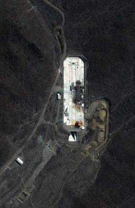 North Korea Missile 5509596