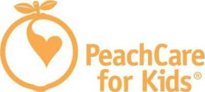Peach Care for Kids logo