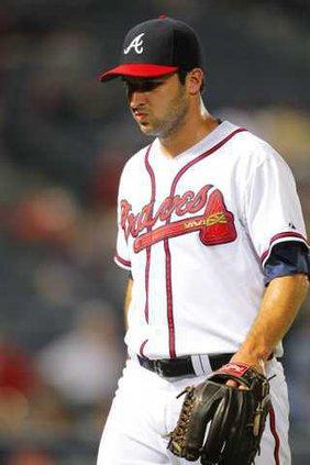 Phillies-Braves Baseb Werm