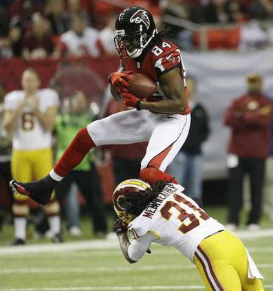 Redskins Falcons Foot Heal 2