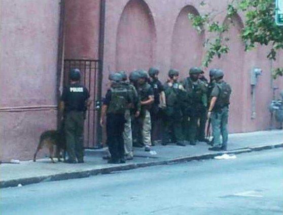 Swat in Savannah