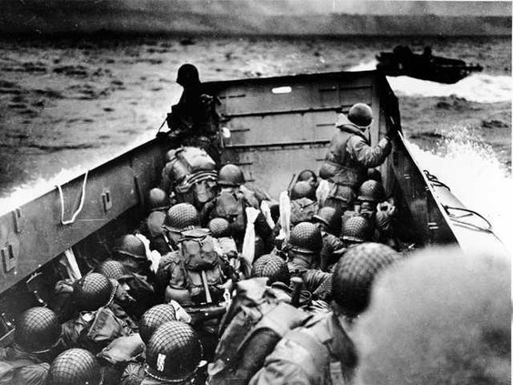 W AP Was There D-Day  Werm