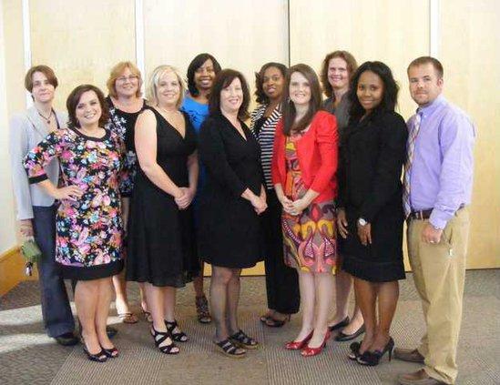 W GSU Nursing Group Shot