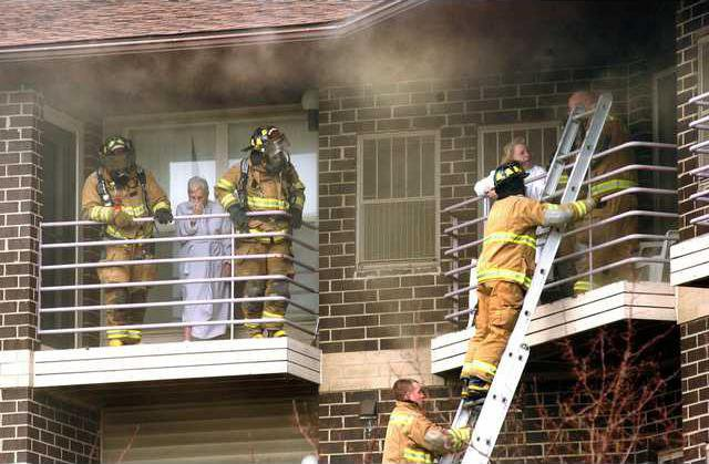 Apartment Fire MIPO 5686528