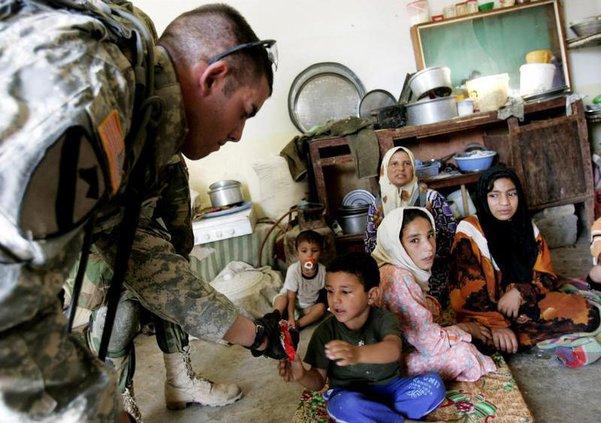 IRAQ OPERATION WICK 5232872
