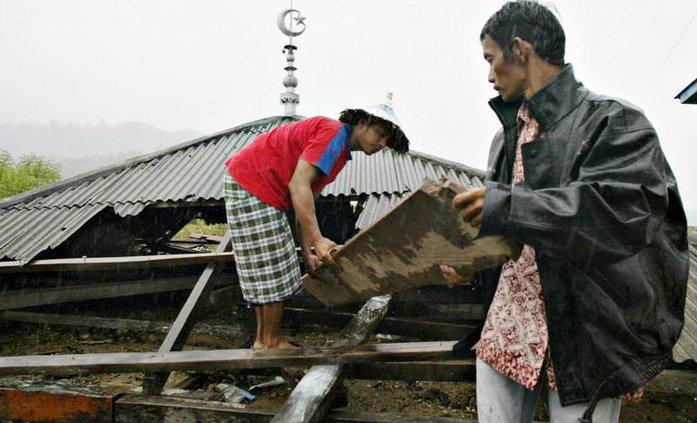 Indonesia Earthquak 5740342