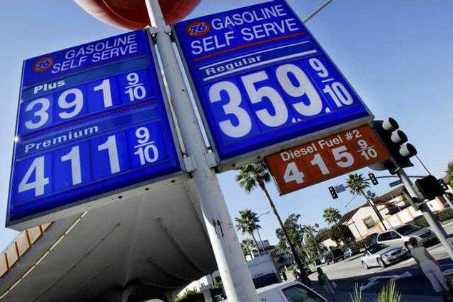 Oil Prices KSD101 6423871