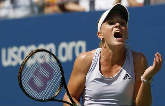 US Open Tennis Heal