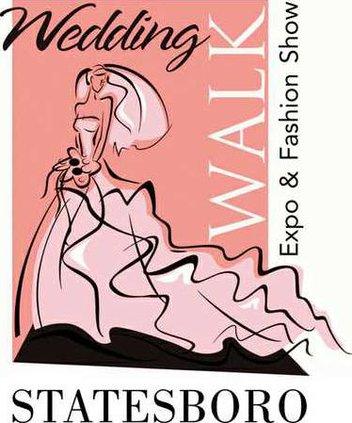 W Wedding walk logo