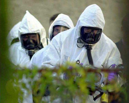 Anthrax Investigati 4932883
