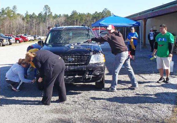 Believers car wash Web