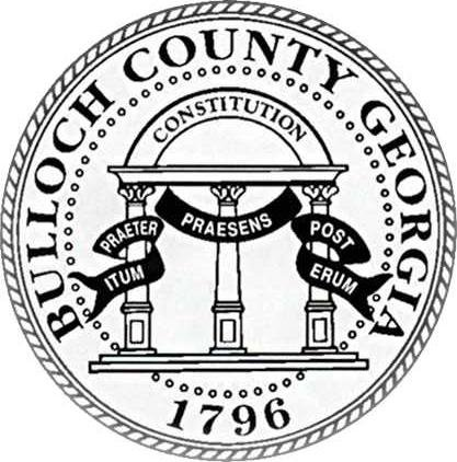 Bulloch County Seal PNG