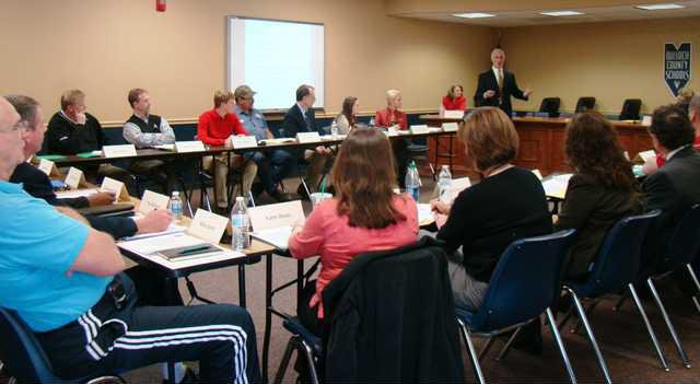 First Meeting of the Community Advisory Committee