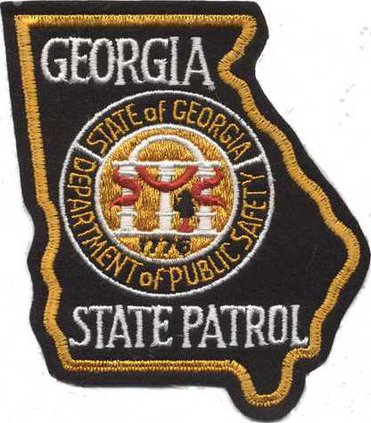 Georgia State Patrol SP GA1nobackground