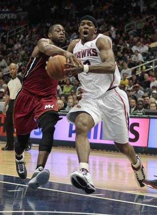 Heat Hawks Basketball Heal