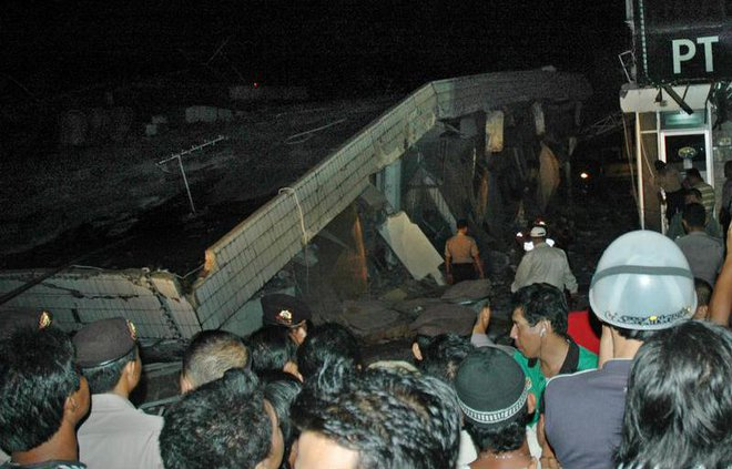 INDONESIA EARTHQUAK 5545116