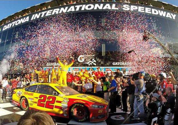 NASCAR Daytona 500 Au Werm1