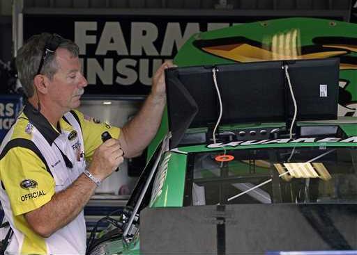 NASCAR Kentucky Auto  Heal WEB