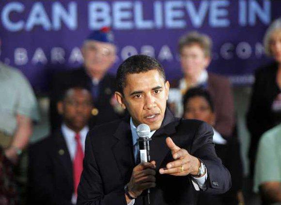 Obama 2008 TXRB105 5427435