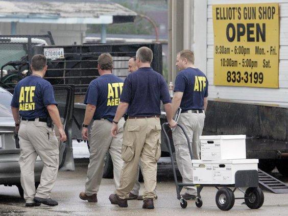 POLICING GUN STORES 5479519