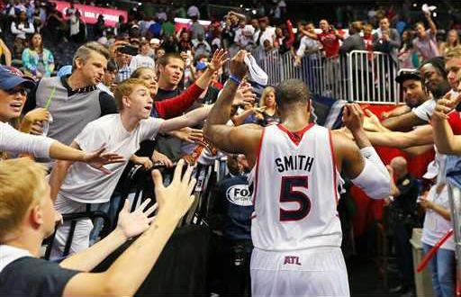 Pacers Hawks Basketba Heal