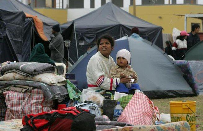 Peru Quake 1