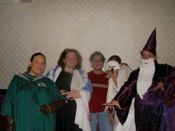 Potter group