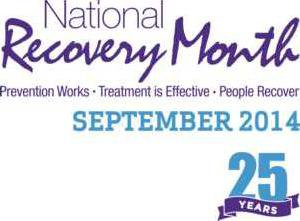 Recovery Month 25