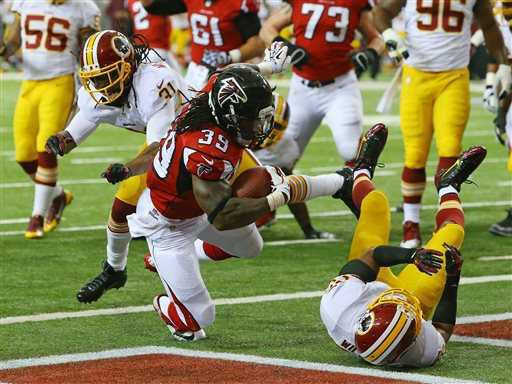 Redskins Falcons Foot Heal WEB